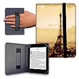 Funda para Libro electrónico eReader eBook de 6 Pulgadas - Woxter, Tagus, BQ, Energy, SPC, Sony, Inves, Papyre, Wolder, Nolim - 6' Universal - elástico (121)