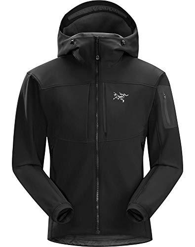 Arc´teryx Sweat à capuche Gamma MX pour homme. XS Blackbird
