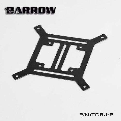 Barrow Pomp/Reservoir Vlakke beugel voor 120mm Radiatoren
