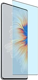 Vaxson 3-pack anti-blått ljus skärmskydd, kompatibelt med Xiaomi MI MIX 4, TPU skyddsfilm skyddsklistermärke [INTE härdat ...