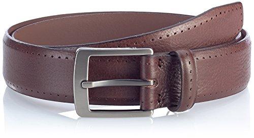 Bogner Leather Ray, Cintura Uomo, Marrone (Braun (Oak 006), XL