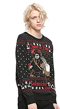belsnickel christmas sweater
