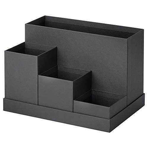 IKEA Tjena Schreibtisch-Organizer, Schwarz, 803.954.89