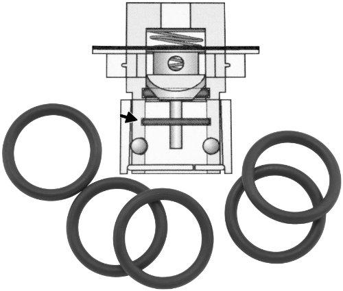 Fuel Tool EFI Check Valve Lower O-Ring - MC200-5