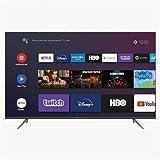 "EAS ELECTRIC | E50AN90H | Televisor Negro | Televisión 50 pulgadas | Smart TV 50"" | LED (DLED) | Ultra HD 4K 3840 x 2160 16:9 | DVB-T/T2/C/S/S2 HEVC | WiFi | Android TV | Google Cast | USB 2 | HDMI 3"