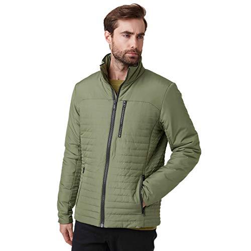 Helly Hansen Men s Crew Insulator Jacket, 421 Lav Green, Large