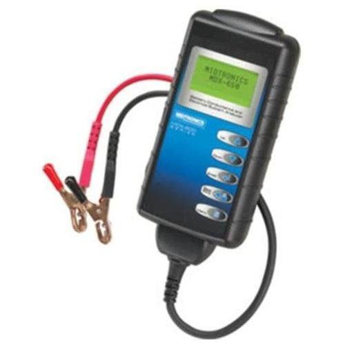 Midtronics (MDX-650 Analizador de baterías y sistemas eléctricos