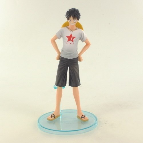 One Piece Super Styling Reunited Pirates Figurine Luffy