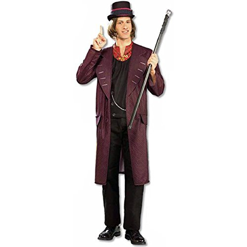 Rubies Costume de Willy Wonka - Charlie et la Chocolaterie Taille : M