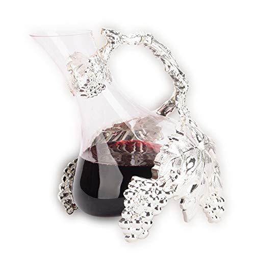 Kristal Loodvrij Glas Decanter, Glas Decanter Creatieve Drinkvat Eend Vorm Wijn Decanters Barware Gereedschap