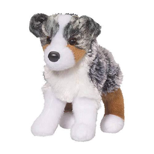Douglas Steward Australian Shepherd Dog Plush Stuffed Animal