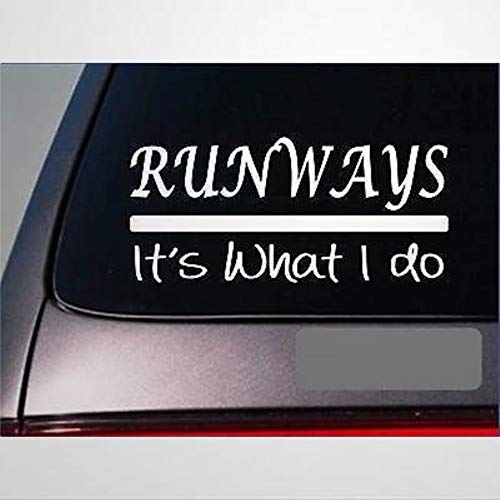 Runways Sticker Decal Model Queen Dress Prom Gown Makeup Hair Pageant Stickers Car Decal Window Decal Vinyl Decal Die Cut Decals Funny Laptop Stickers Bumper Stickers Present