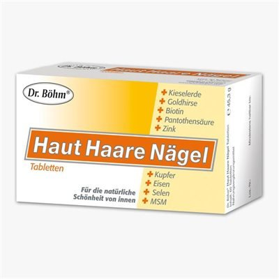 Dr. Böhm Haut Haare Nägel 60 Stück (60 ST)