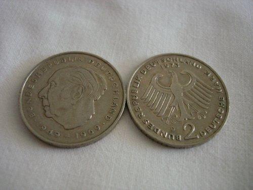 German 2 Mark Coin