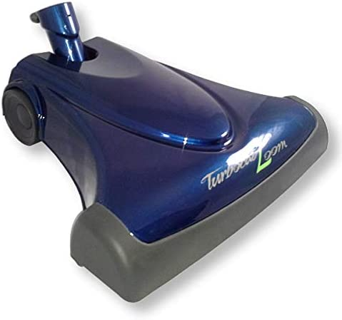 TurboCat Choice Ranking TOP7 Zoom Air-Driven Central Vacuum in Sapphire Brush Power