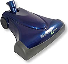 TurboCat Zoom Air-Driven Central Vacuum Power Brush in Sapphire Blue