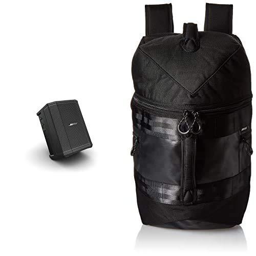 Bose S1 Pro - Bluetooth Lautspecher System Schwarz + Rucksack
