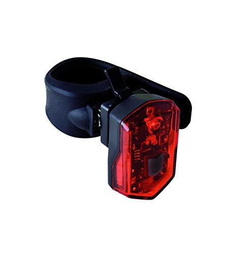 Büchel Micro Light, LED-Akku-Rücklicht, schwarz, 50668