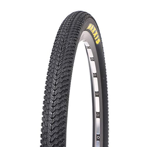 BUCKLOS MAXXIS US-Stock Mountain Bike Tire 26/27.5/29 x 1.95/2.1, Puncture Resistant/Flimsy MTB Tires, 60TPI Fold/Unfold Bicycle Tires Fast Rolling Tubeless Tires