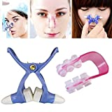 SOZZUMI Nose Up Clip Nose Shaper Clip and nose clippers for shaping nose