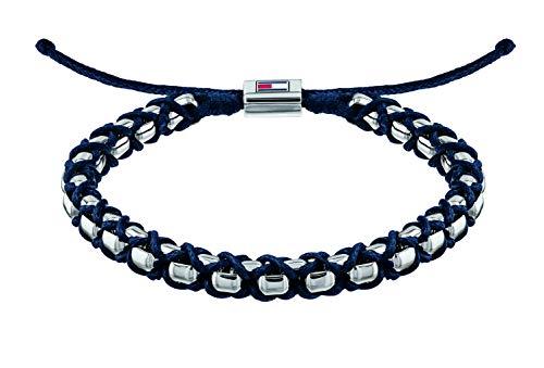Tommy Hilfiger Jewelry Tira de Pulseras Hombre acero inoxidable - 2790162