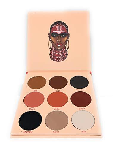 The Warrior II Eyeshadow Palette - Juvia's Place