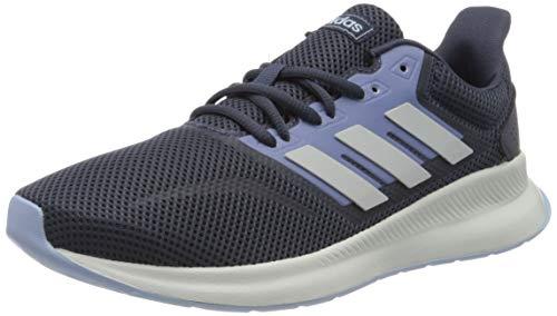 adidas Herren RUNFALCON Laufschuhe, Mehrfarbig (Trace Blue F17/Blue Tint S18/Glow Blue Ee8156), 41 1/3 EU