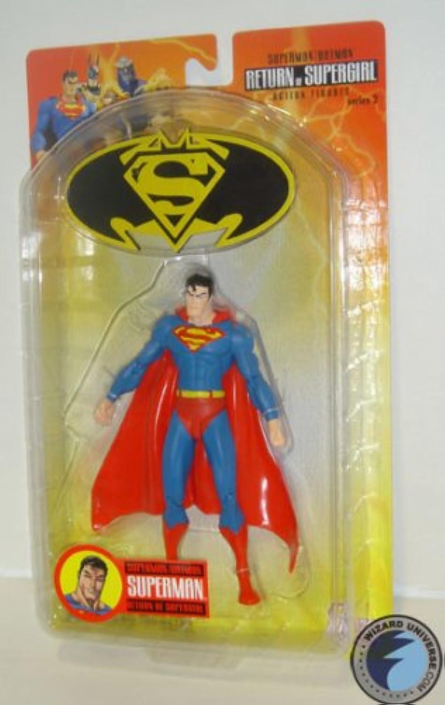 Return of Supergirl  Superman 17cm Figure