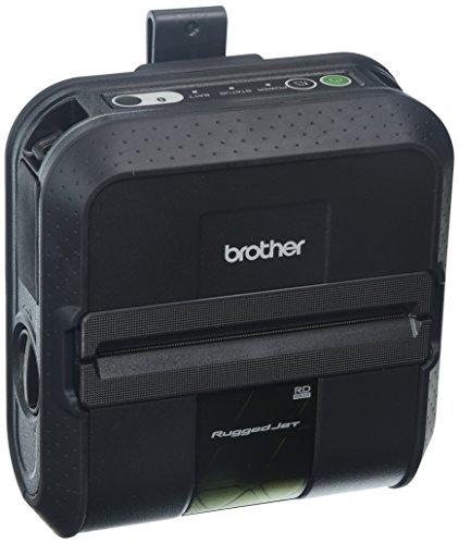 Brother RJ-4030 Po/mobiele printer – terminal (mobiel, 127 mm/sec, draadloos en draadloos, 2,0 EDR, 610 g, 0-40 °C) zwart