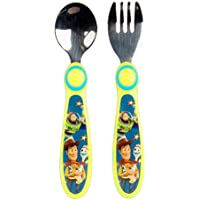 The First Years Disney/Pixar Toy Story Fork & Spoon