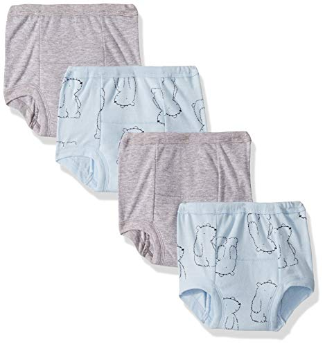 Gerber Baby-Jungen 18 Pack Training Pants Toddler Underwear Trainingsunterwäsche, Hello Bear, 98