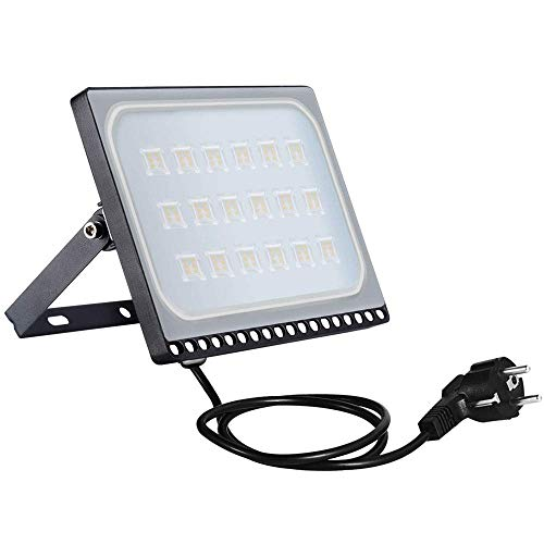 LED-spot Sararoom LED-verlichting lamp LED-schijnwerper IP67 waterdicht LED-spot buiten voor binnenplaats, tuin, garage, reclameborden, stadions, plaatsen, fabrieken