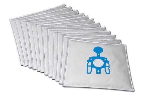 10 Premium Staubsaugerbeutel kompatibel für MI 150°M 40°M 49°0540°3101° MIELE TYP G/N°479 inkl. 2 Motorschutzfiltern