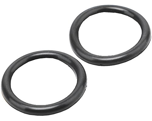 Bapmic 17111711987 O-Ring for Expansion Tank Oil Cooler for BMW E46 E90 E82 E83 E85 Z4 (Pack of 2)
