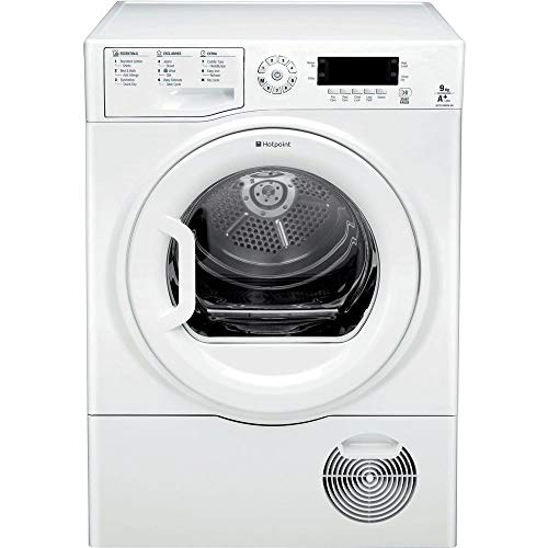 Hotpoint Ultima S-line SUTCDGREEN9A1 Heat Pump Tumble Dryer, White
