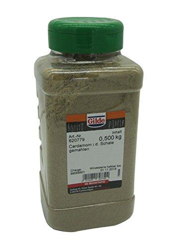 Gilde Cardamom i.d. Schale gemahlen 0,500 kg