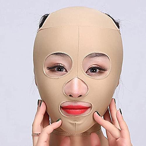 Correa Adelgazante Facial Relajación Levante La Forma De La Correa Levante Reduzca La Papada Masaje De Banda para Adelgazar La Cara