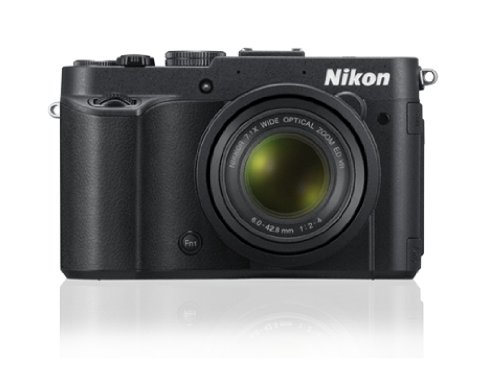 Nikon Coolpix P7700 Kompaktkamera (12 Megapixel, 7-fach opt. Zoom, 7,6 cm (3 Zoll) Display)