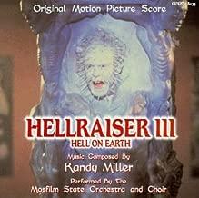 Hellraiser III: Hell On Earth Soundtrack