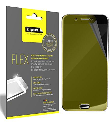 dipos I 3X Schutzfolie 100prozent kompatibel mit YotaPhone 3 Folie (Vollständige Bildschirmabdeckung) Bildschirmschutzfolie