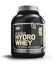 Optimum Nutrition Platinum Hydrowhey, Turbo Chocolate, 3.5Lb