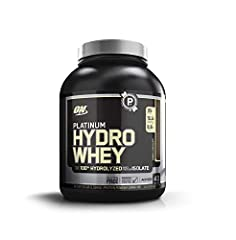 On's most advanced whey exceeding all expectations Faster delivery advanced hydrolyzed whey protein isolates 30 grams ultra pure protein per serving supports your muscle building goals 15.5 grams naturally occurring & added EAAS supports muscle recov...