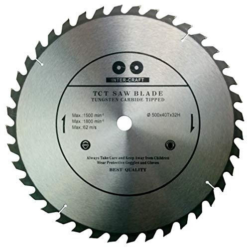 Hoja de sierra circular para madera 205 x 32-30 mm Falon Tech 60 dientes