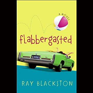 Flabbergasted audiobook cover art