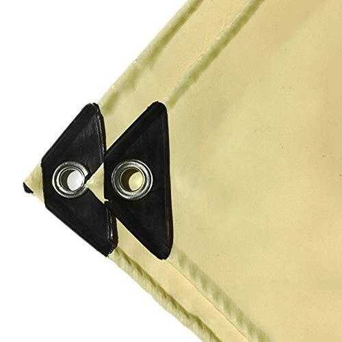 Tarps Multi-Purpose Waterproof voor overkappent/boot/camper/zwembad-afdekking UV-bestendig versterkte hoogpresterende plannen met oogjes (afmetingen: 15 × 2 m) 3×4m