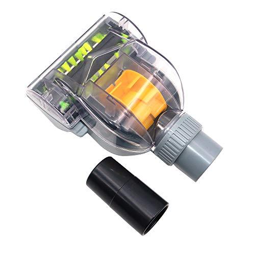 Namvo Cepillo para aspiradora universal para eliminar la suciedad y el pelo de las mascotas (32 mm/35 mm)