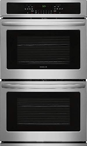 Frigidaire FFET2726TS 27 Inch 7.6 cu. ft. Total Capacity Electric Double Wall Oven with 2 Oven Racks, in Stainless Steel
