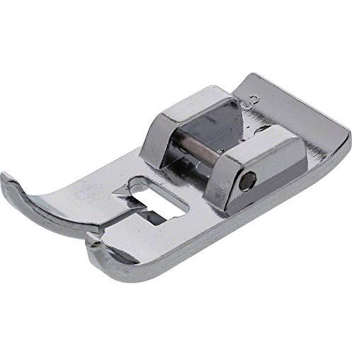 La Canilla ® - Prensatelas de Zig-Zag Universal Standard para Máquina de Coser Doméstica Alfa, Singer, Brother, Silvercrest.