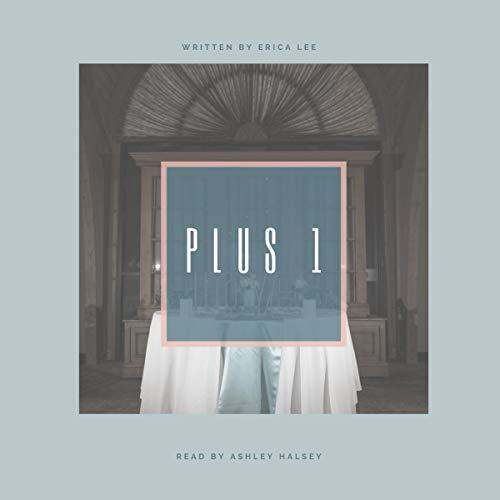 Plus 1 audiobook cover art