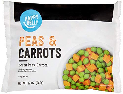 Frozen Peas And Carrot - Mrożona marchewka z groszkiem